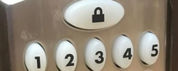 after burglary Sevice