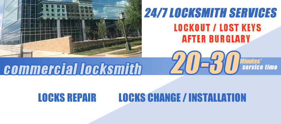 Commercial locksmith College Park