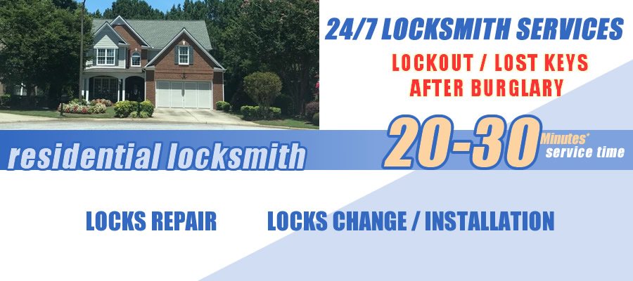 Residential locksmith College Park