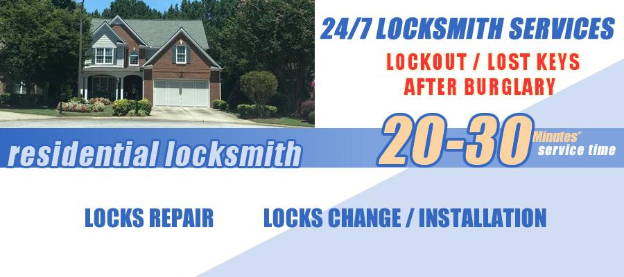 Residential locksmith College Park